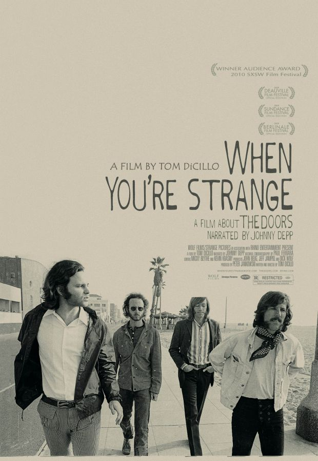 When You're Strange movie poster