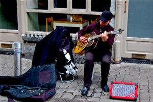 Galway Street Musician