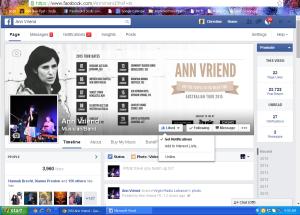 Ann Vriend Singer-Songwriter