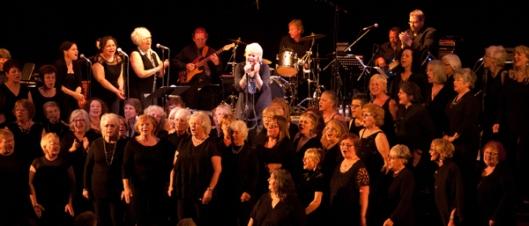 Georgette Fry & Shout Sister Choir