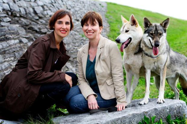 Gina Buonaguro and Janice Kirk
