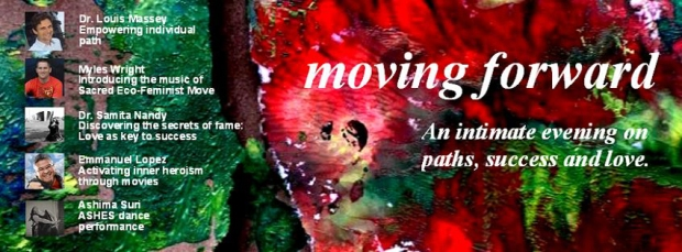 Moving Forward: An Intimate Evening on Paths, Success, and Love