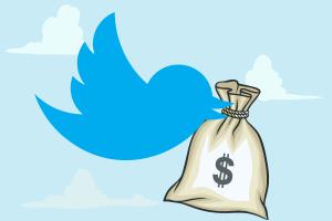 Twitter Money Bag