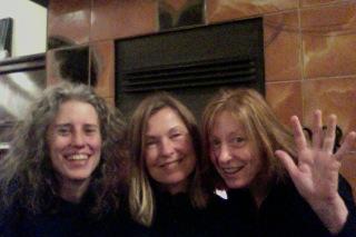 Jane Lewis, Linda McLean & Katherine Wheatley