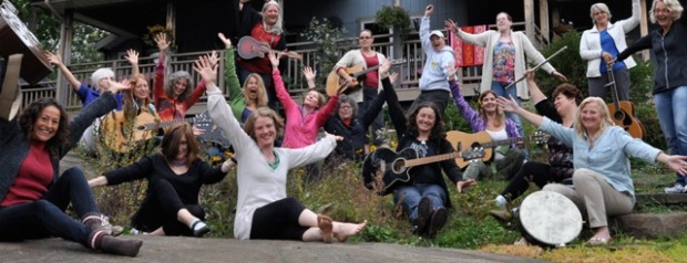 Women's Music Weekend