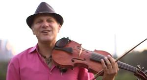 Chris McKhool of Sultans of String