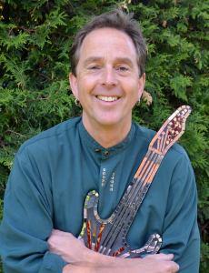 Singer-songwriter Gary Rasberry