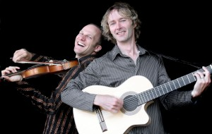 Chris McKhool and Kevin Laliberte