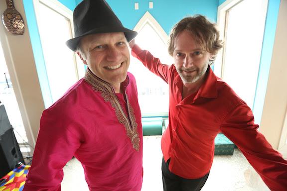 Chris McKhool & Kevin Laliberte of Sultans of String