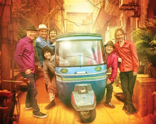 Sultans of String Autorickshaw