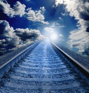 train tracks to heaven