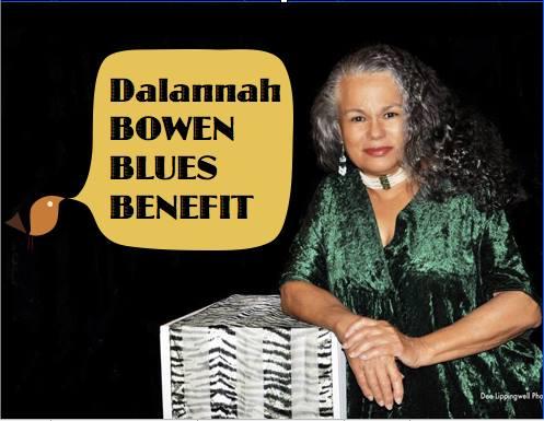 Dalannah Bowen Blues Benefit