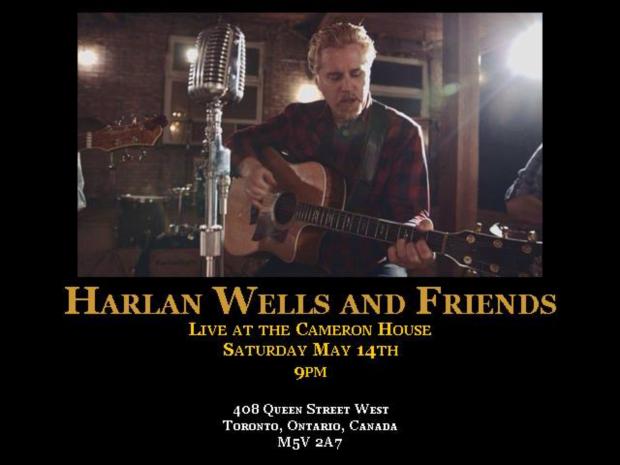 Harlan Wells