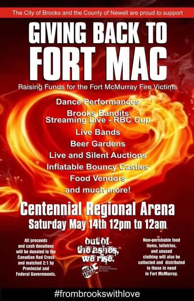 Giving Back To Fort Mac
