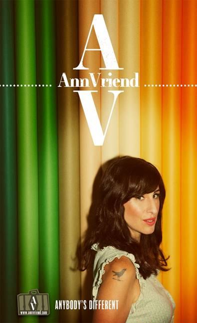 Ann Vriend Anybody's Different