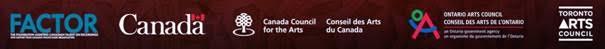 FACTOR and Arts Council Logos