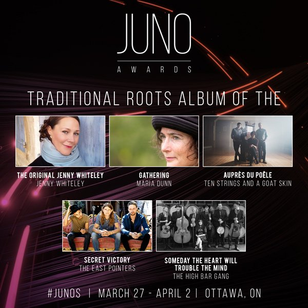 Juno Awards Traditional Roots Album of the