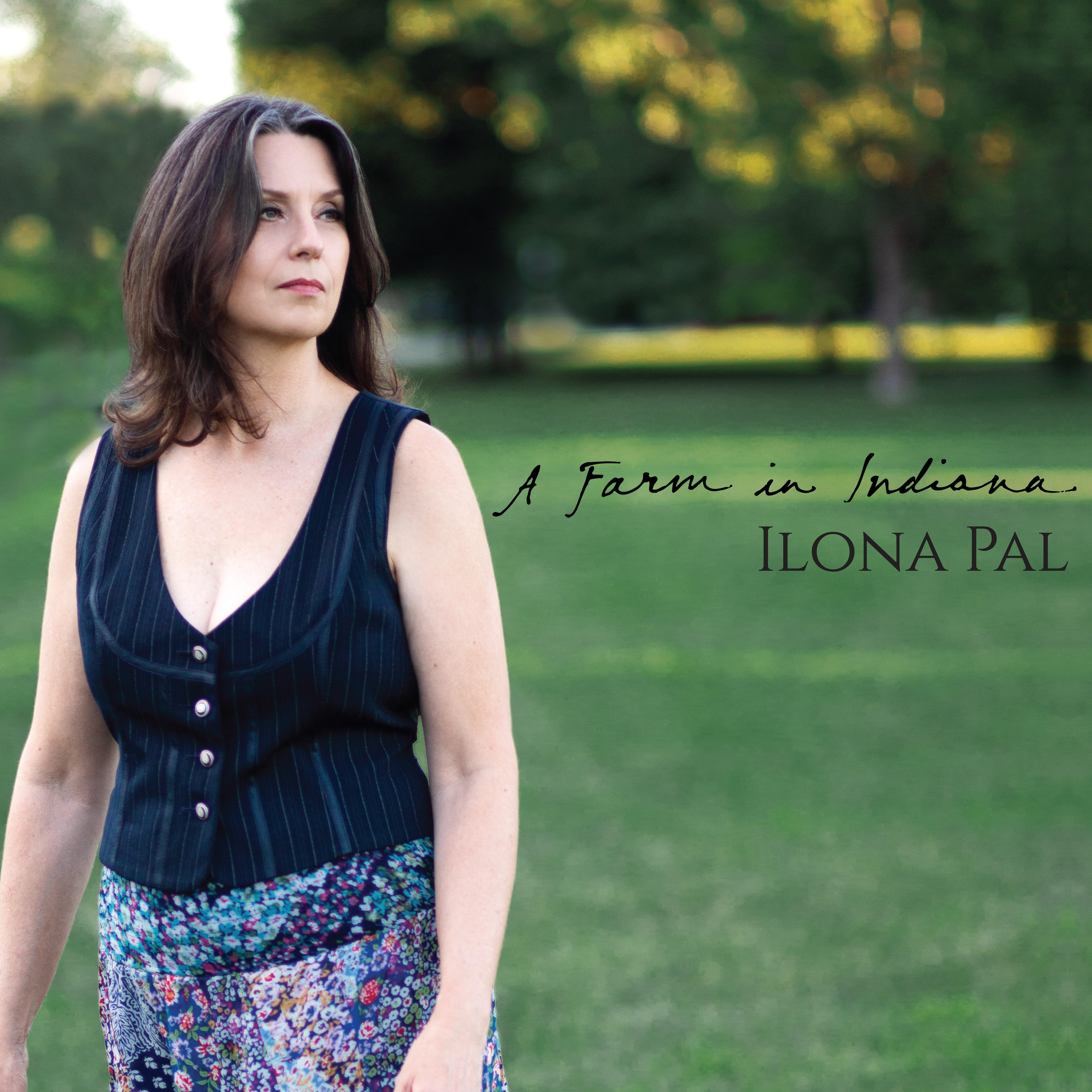 Ilona Pal cd single cover artwork