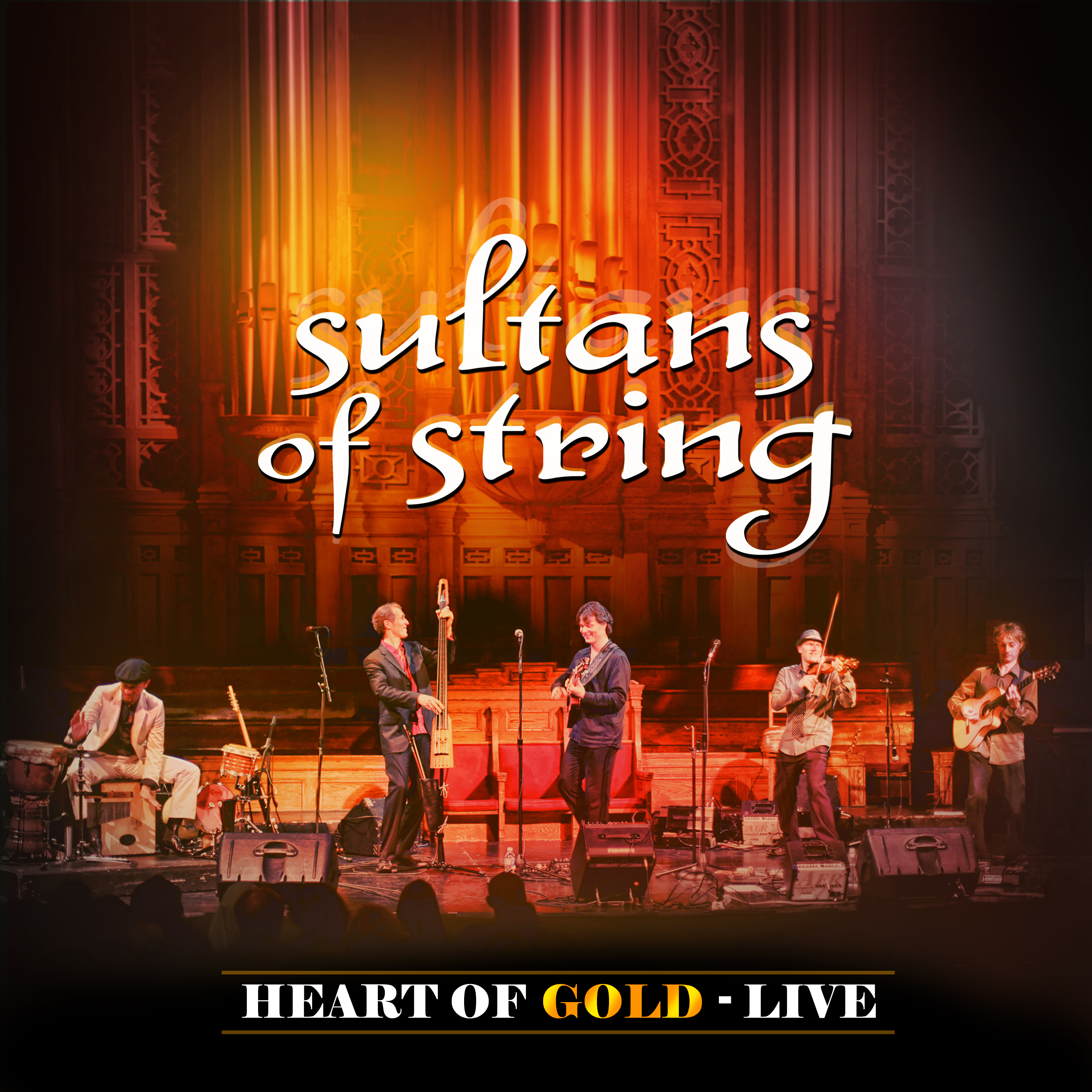 Sultans of String Heart of Gold