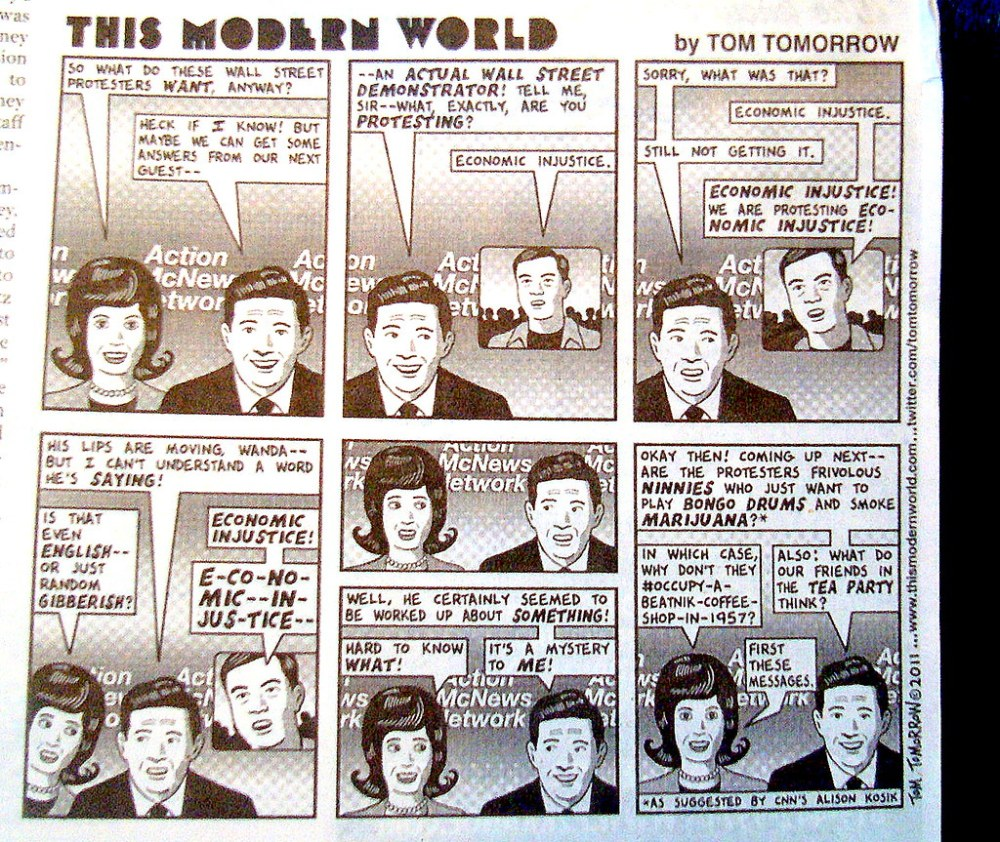 This Modern World Cartoon Strip