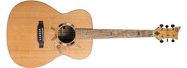 Six String Nation guitar